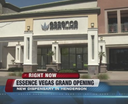 essence vegas grand opening