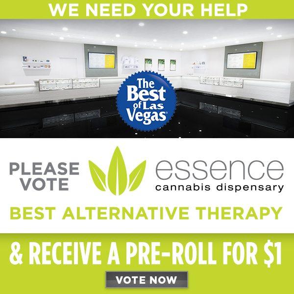 Essence Cannabis Dispensary - Vote