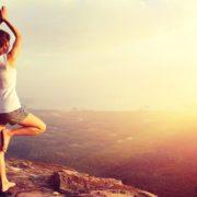 Cannabis yoga meditation