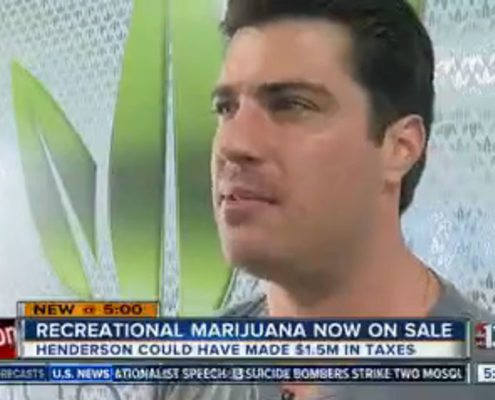 Recreational Marijuana Now On Sale In Henderson