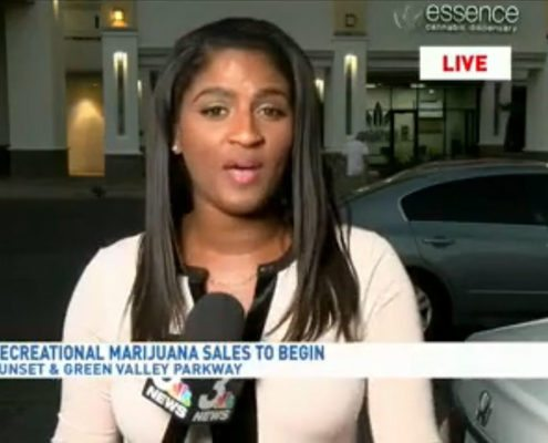 recreational marijuana sales