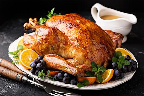 5 turkey