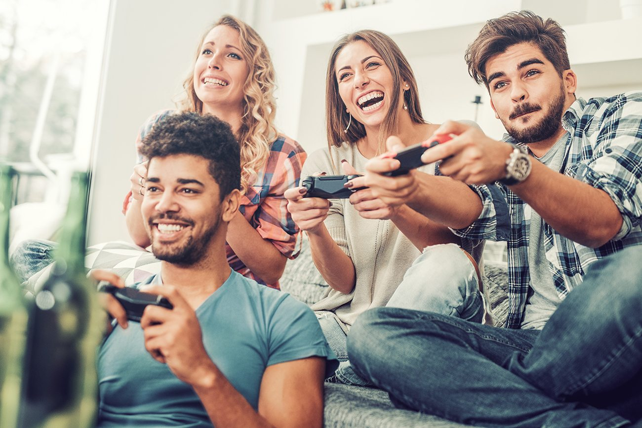 best games to play high