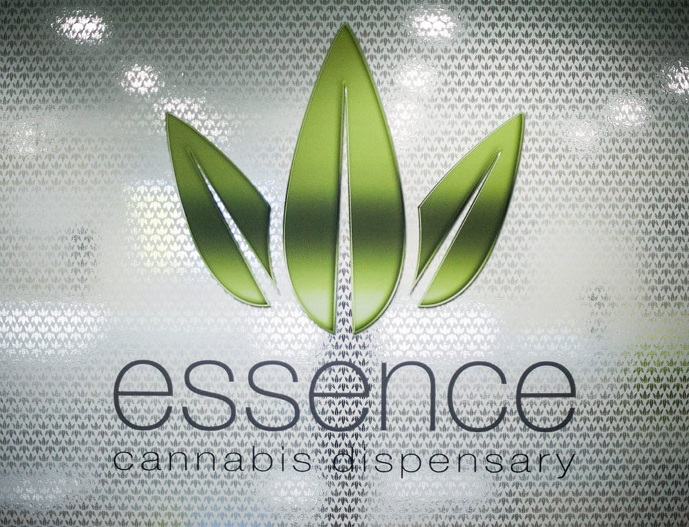 essence-cannabis-dispensay-window-sign