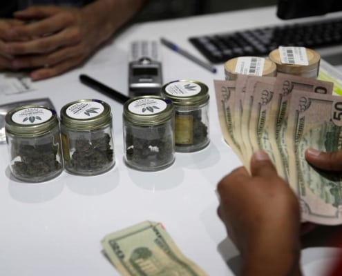 Nevada's 1st year of pot sales