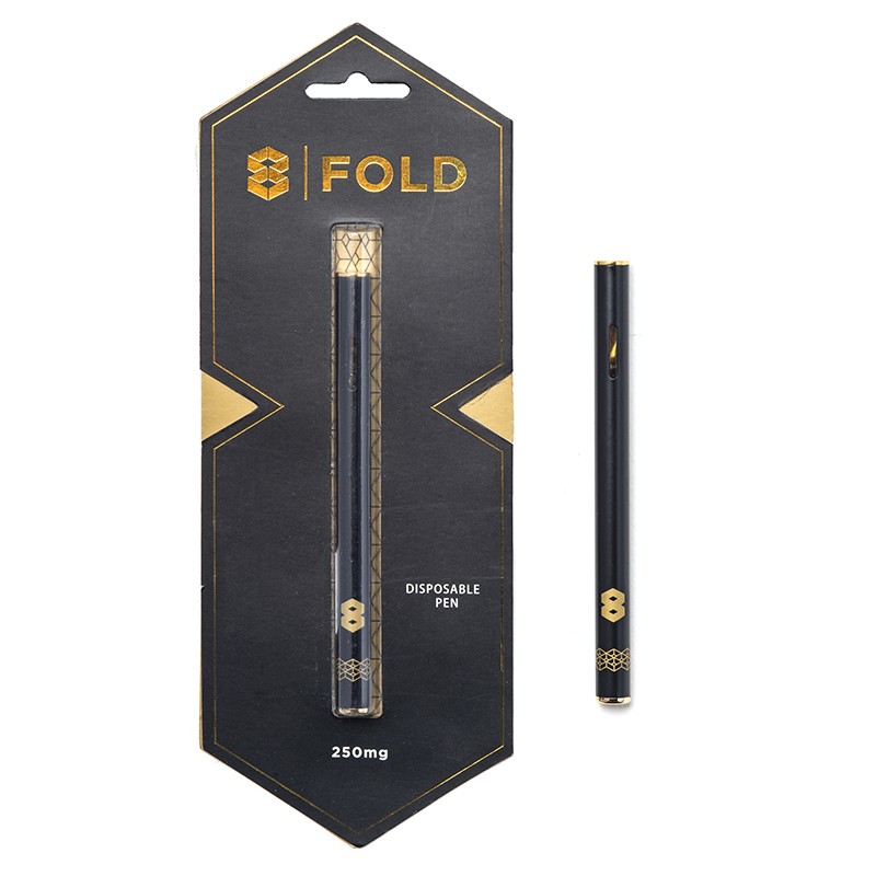 8 Fold Lavender Diesel Disposable Vape Pen