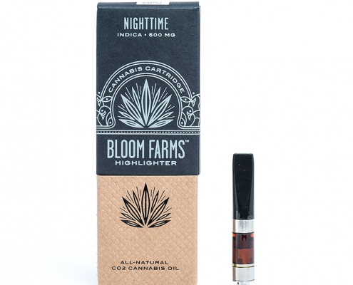 Bloom Farms Nighttime Vape Cartridge