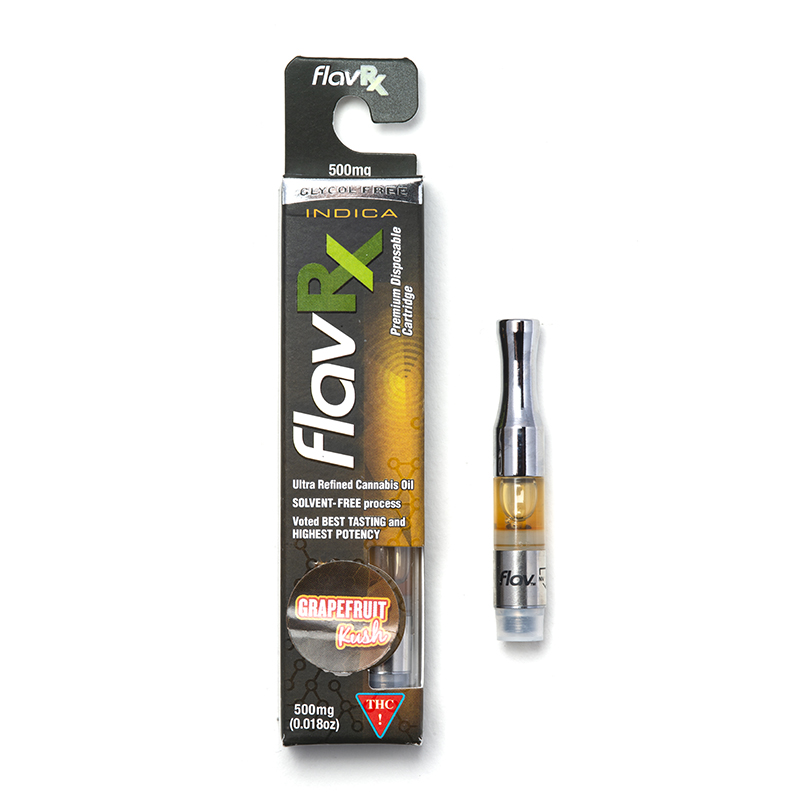 FlavRX Grapefruit Cartridge 1