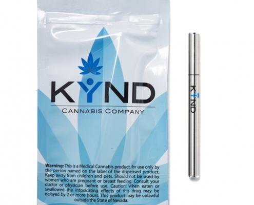 KYND Super Lemon Haze Disposable Vape Pen
