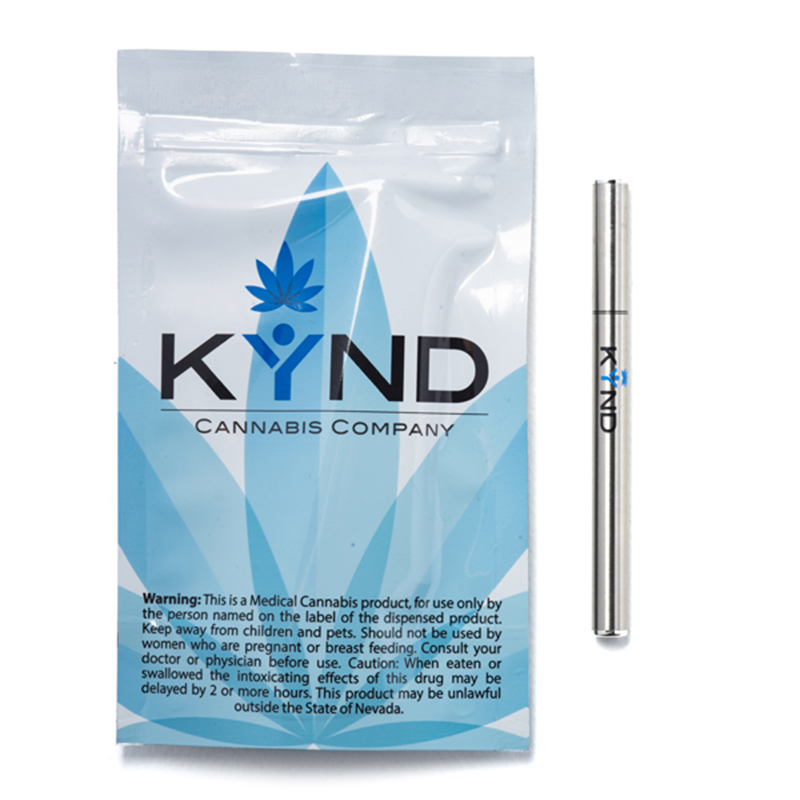 KYND Super Lemon Haze Disposable Vape Pen