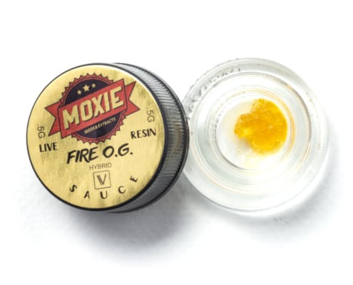Moxie Fire OG