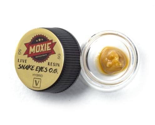 Moxie - Snake Eyes OG