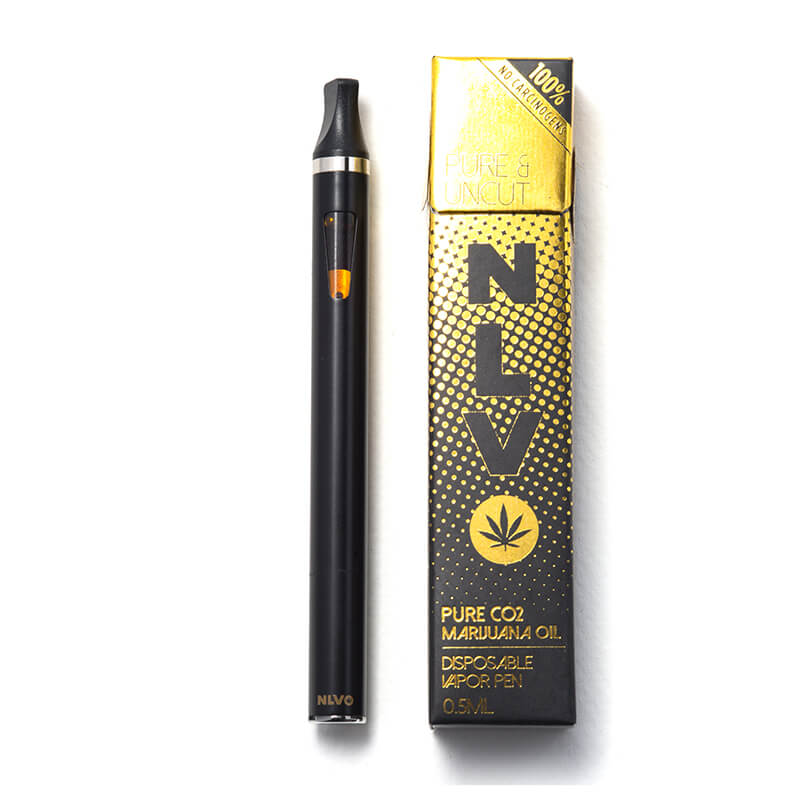 NLVO Watermelon Mint Disposable Vape Pen