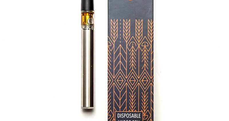 Provisions Banana Kush Disposable Vape Pen
