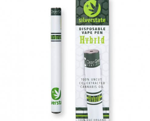 Silver State Trading Big Smooth Disposable Vape Pen
