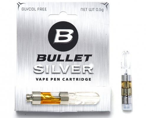 Strainz Bullet Sour Tangie Cartridge