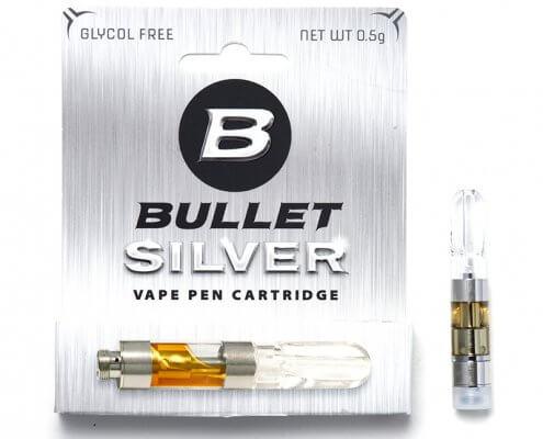 Strainz Bullet Sour Tangie Cartridge
