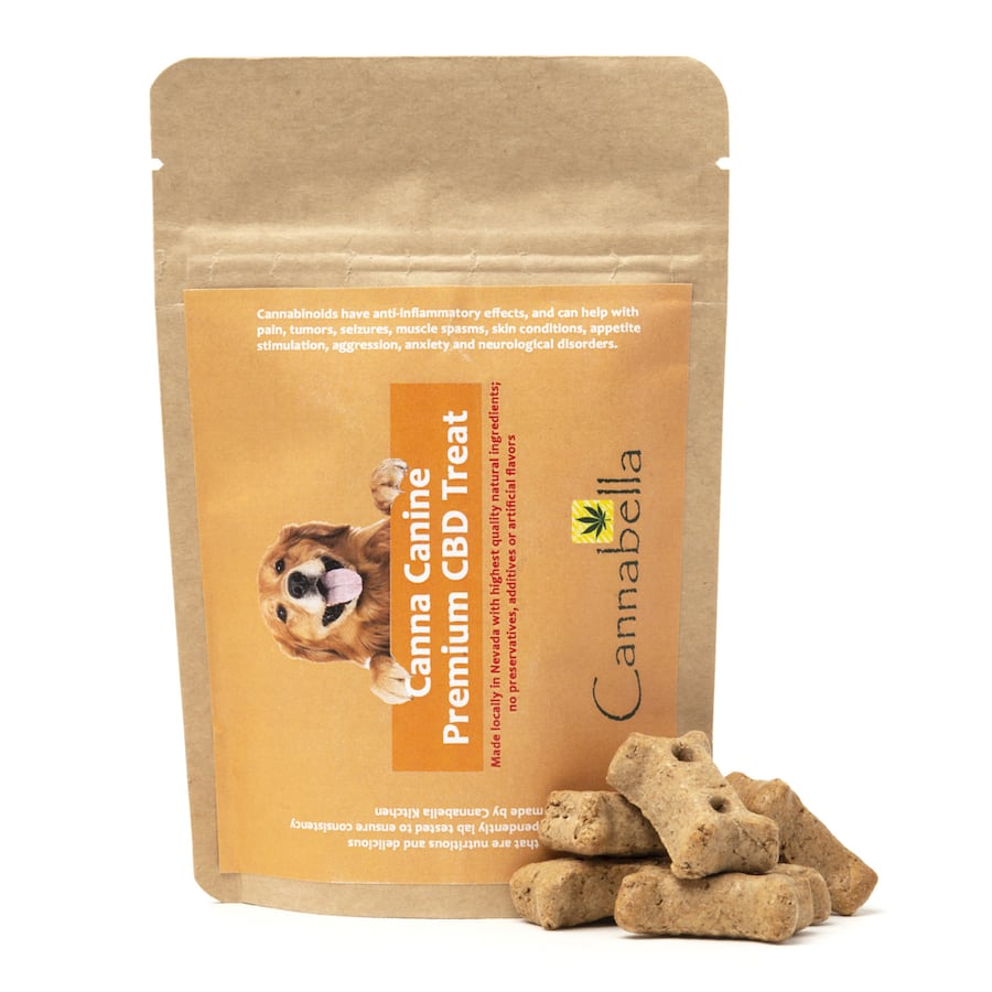 Cannabella CBD Dog Treats Small