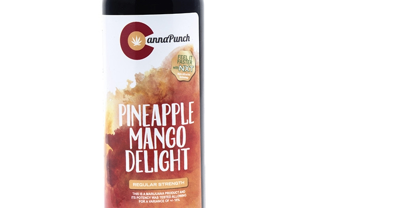 CannaPunch - Pineapple Mango Delight