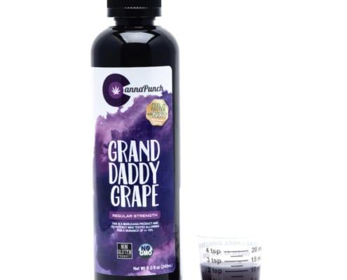 Cannapunch Granddaddygrape 1