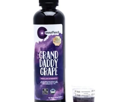 Cannapunch Granddaddy grape