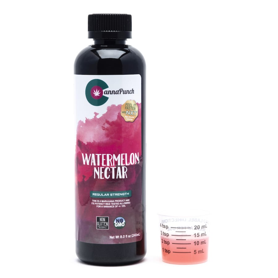 Cannapunch Watermelon Nectar
