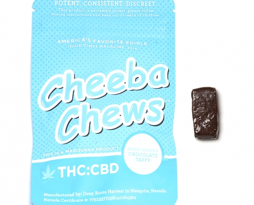 Deep Roots Harvest CBD Cheeba Chews