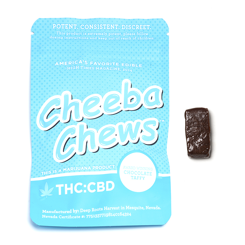 Deep Roots Harvest - CBD Cheeba Chews