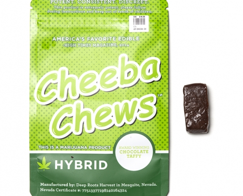 Deep Roots Harvest Cheeba Chews Hybrids