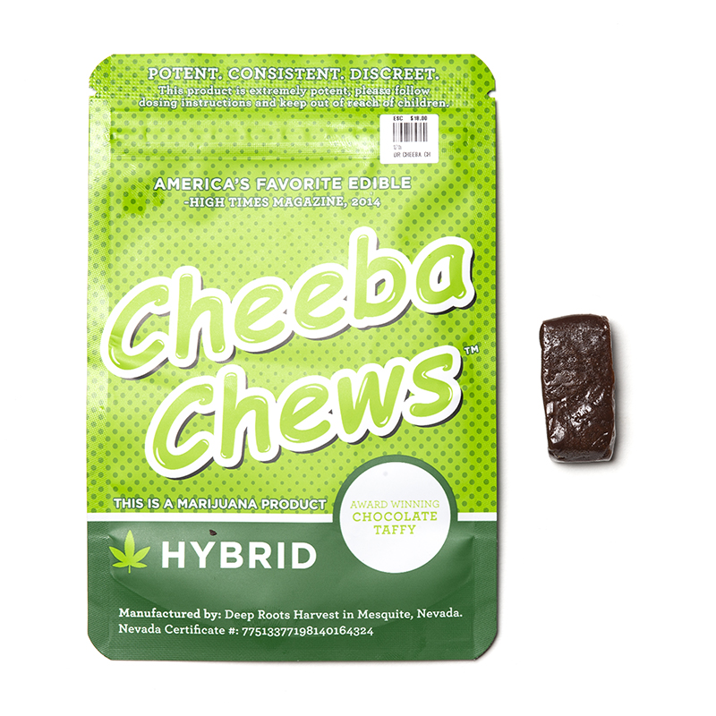 Deep Roots Harvest - Cheeba Chews Hybrids