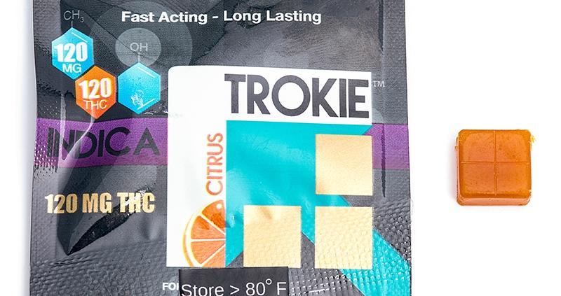 Dixie - Indica Trokie