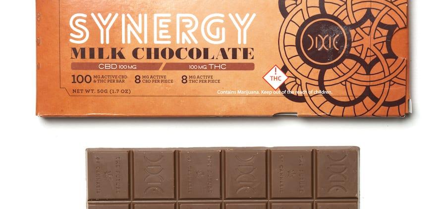 Dixie Synergy Milk Chocolate