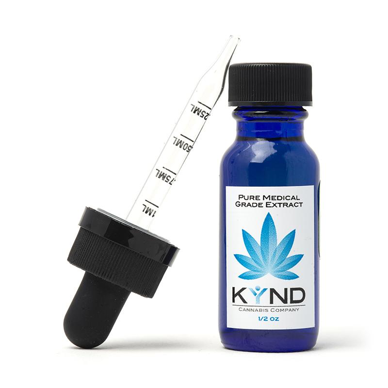 Kynd - THC Tincture