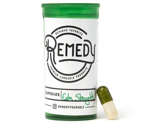 Remedy 21 Extra Strength Capsules