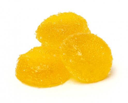 Scarlet Oil Works Pineapple DIMES Gummies