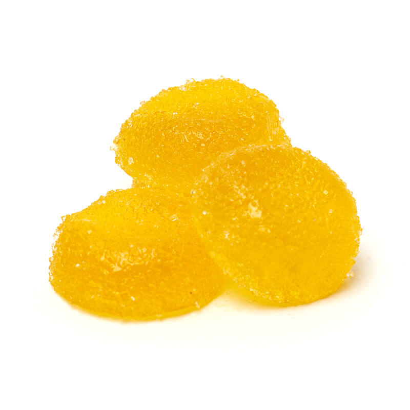 Scarlet Oil Works Pineapple DIMES Gummies