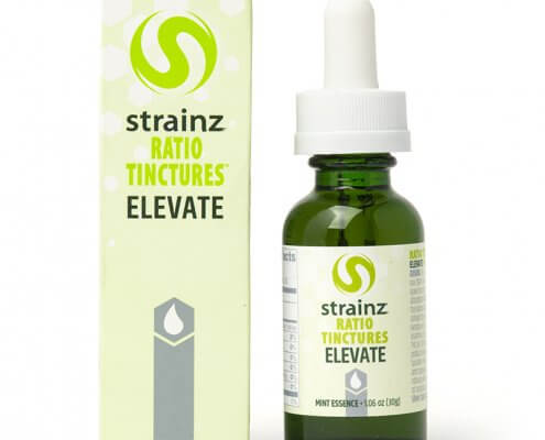 Silver State Trading Strainz Elevate Tincture