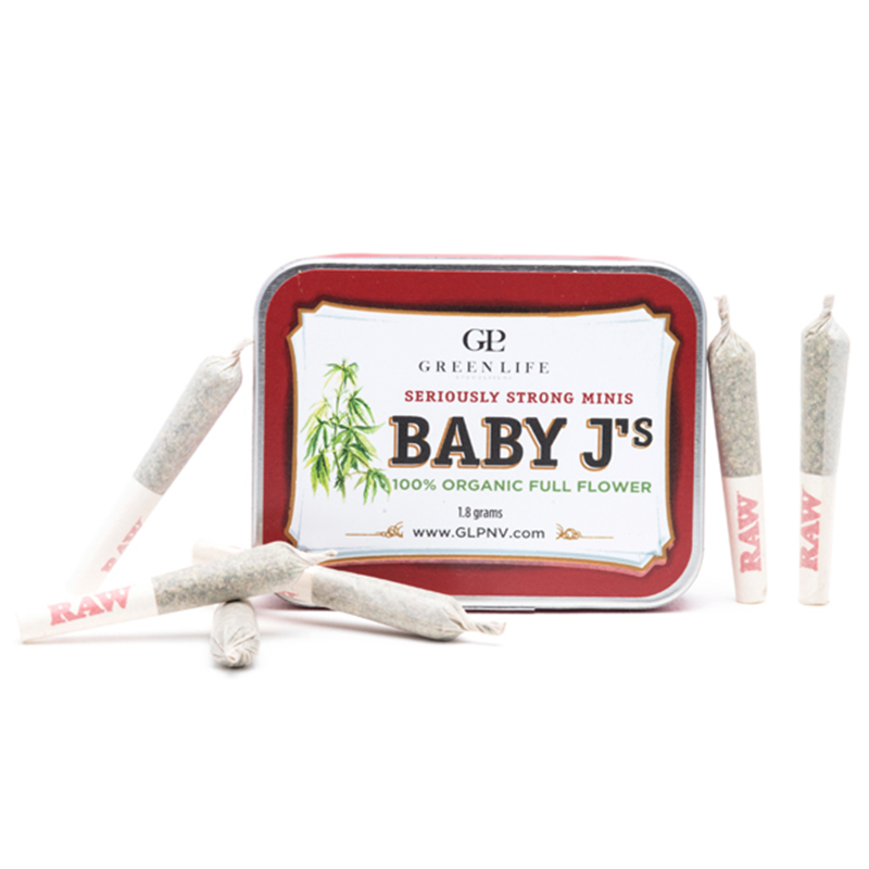 GLP - Baby J's Vegas Pre-Roll