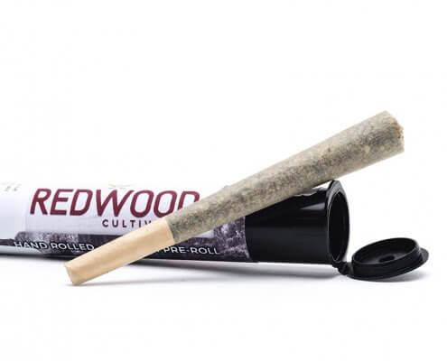 Redwood Gelato Pre Roll