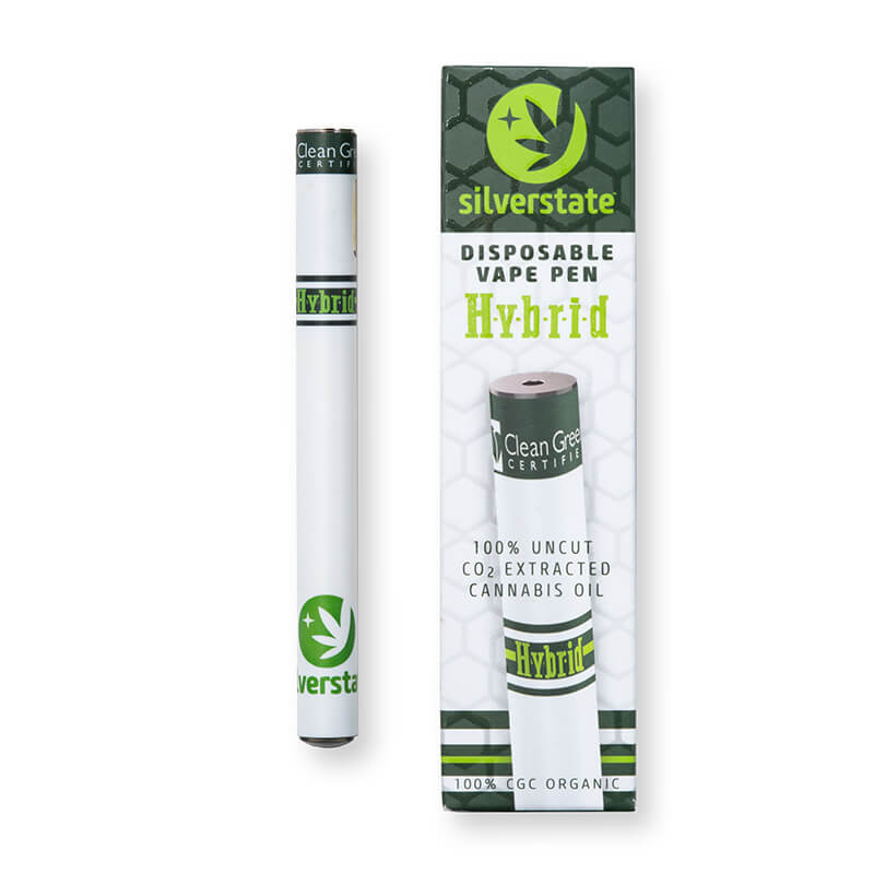 SST Strawberry Banana Pre Roll