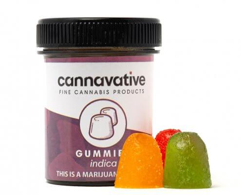 TCVG Indica Gummiez