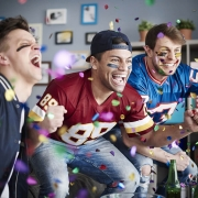 superbowl party compressed