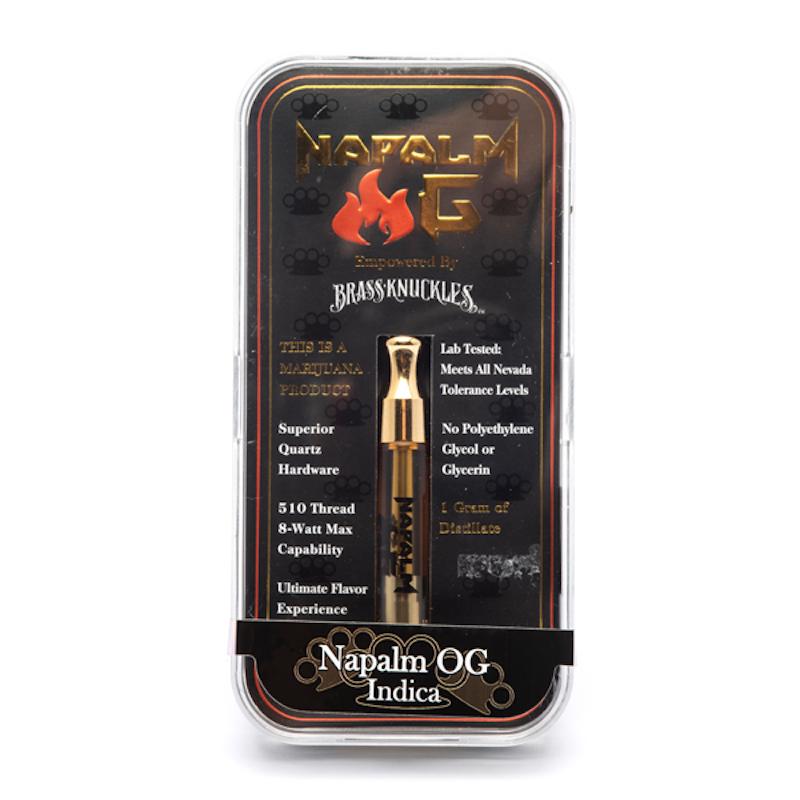 BrassKnuckles NapalmOG 1