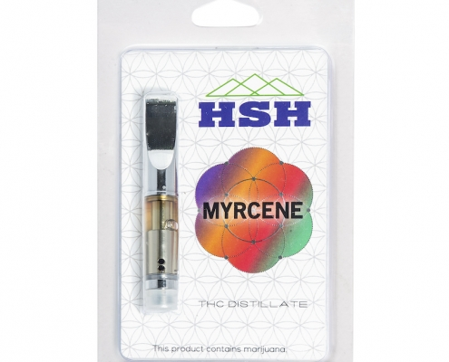 HSH Myrcene Vapor Cartridge