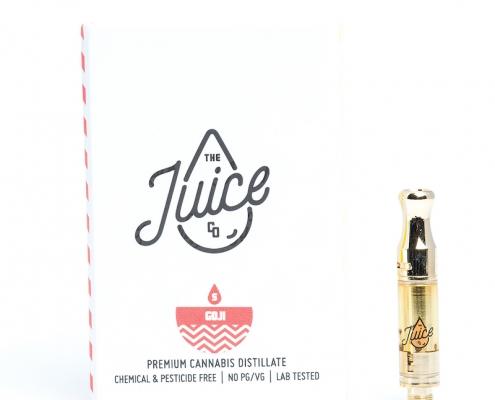 The Juice Goji