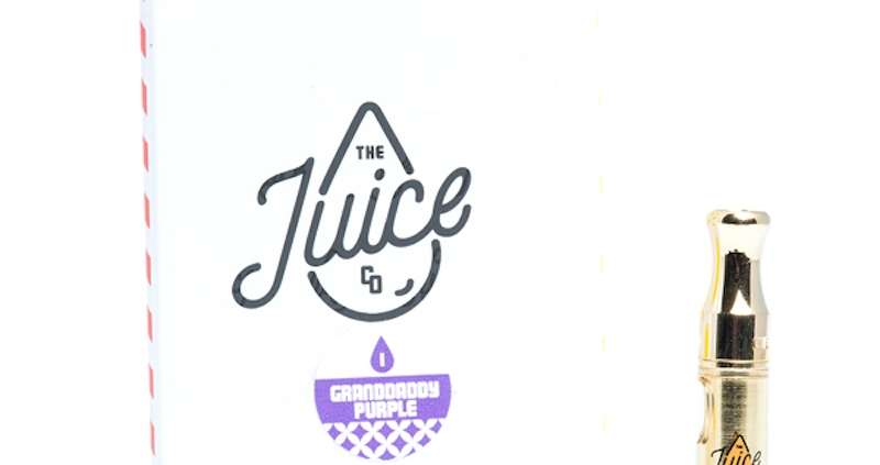 The Juice Grandaddy Purple