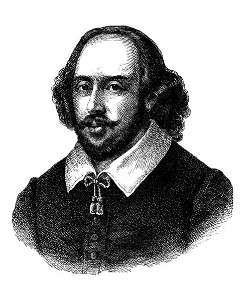 Shakespeare Smoked Cannabis