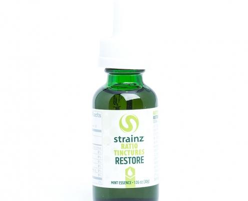 Strainz Restore Tincture