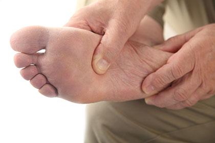 Celeb CBD Foot Pain