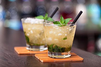 Celeb CBD Infused Cocktails